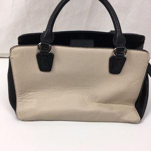 bee41bc1019 Nine West Pebbled Purse Shoulder Bag Black Brown